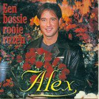 Cover Alex [NL] - Een bossie rooie rozen